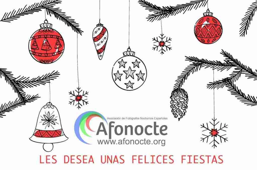 Postal Navidad AFONOCTE2018-Correo